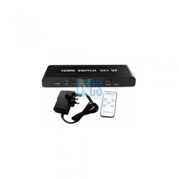 PHISON HDMI SELECTOR-5WAY R/C