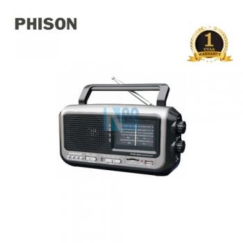 PHISON PORTABLE RADIO