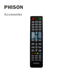 K-SERIES LED TV REMOTE CONTROL