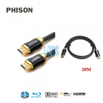 PHISON HDMI CABLE-20M
