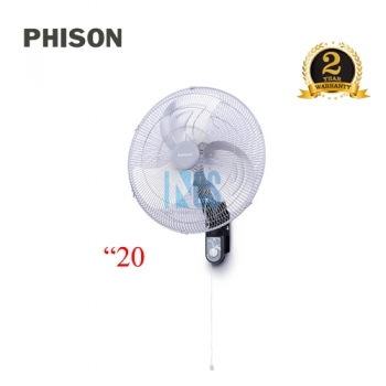 PHISON WALL FAN -20G(ALUMINIUM)