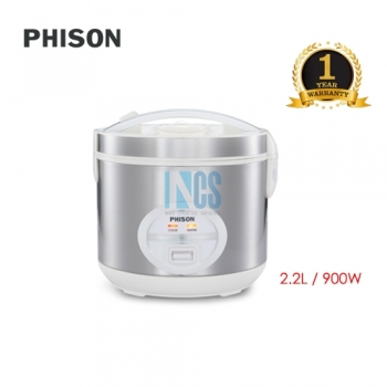 PHISON DELUXE RICE COOKER 2.2L 700w