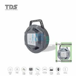 TDS Extension Socket Q Series 1 Gang UK Socket 1500W/3CX40X0.16MM-7Meter