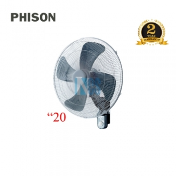 PHISON WALL FAN -20P(PLASTIC)