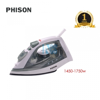 PHISON STEAM IRON 1450-1750W