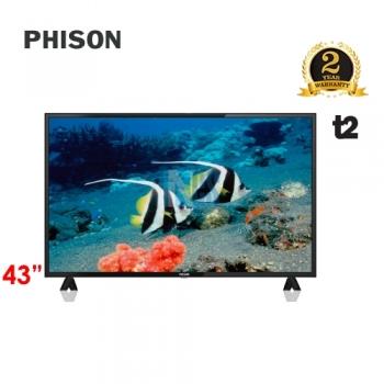 43'inch LED TV-T2 E-SERIES
