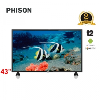 43'inch LED  FULL HD ANDROID7.0 SMART TV E-SERIES