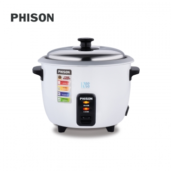 PHISON DRUM RICE COOKER 1.0L 400W