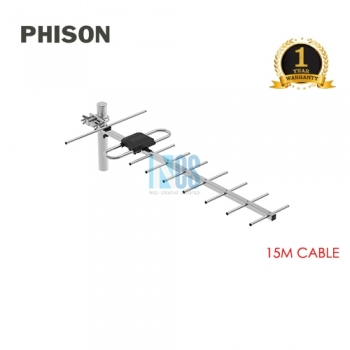 OUTDOOR ANTENNA W/15M