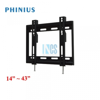 PHINIUS TV MOUNT - FIXED 14