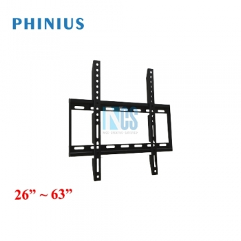 PHINIUS TV MOUNT - FIXED 26