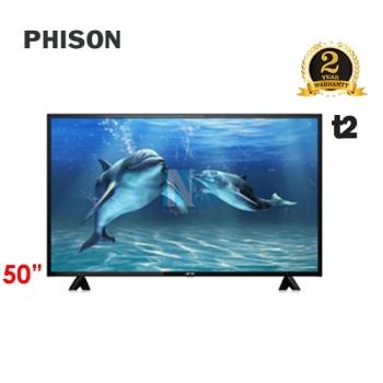 PHISON 50' LED 4K T2 E-SERIES