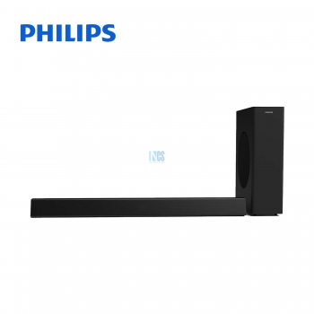 Philips 2.1CH Sound Bar (HDMI, ARC, USB) High Output