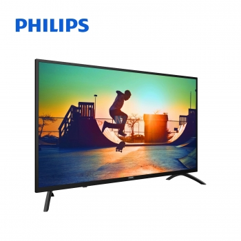 Philips 50' LED 4K Smart TV with Ambilight