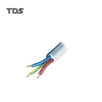 TDS Pure Cooper Cable - 3core/40wires/0.193mm (1.5M)
