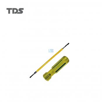 TDS 2 In 1 Test Pen - Flat/Cross (Stanley)