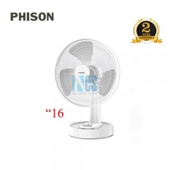 PHISON TABLE FAN 16 INCH