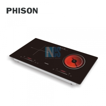 PHISON DOUBLE INFRARED COOKER 2800W